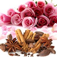 SPICED ROSES Candle Soap Making Fragrance Oil