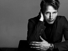 Mads Mikkelsen by Kenneth Willardt