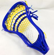 Warrior Burn  with yellow fade wax mesh.  Mid-high pocket.  Smooth release.