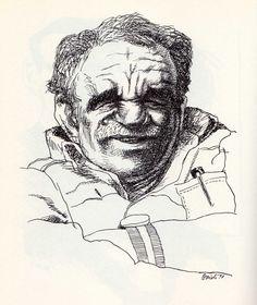 Tullio Pericoli Gabriel Garcia Marquez