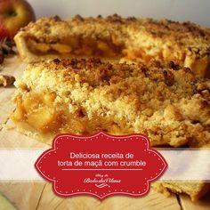 Ótima pedida para acompanhar sorvetes nesta época quente do ano. Aprenda a fazer essa torta divina de origem britânica!   Ingredientes   ...