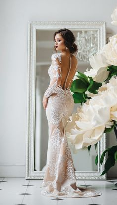 Wedding Dresses: Illustration Description Wedding dress , unique wedding gown, champagne dress,sexy wedding dress, bridal gowns -Read More – Unique Wedding Gowns, Wedding Dresses Plus Size, Wedding Dress Shopping, Princess Wedding Dresses, Modest Wedding Dresses, Unique Dresses, Boho Wedding Dress, Sexy Dresses, Bridal Gowns