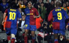 Thierry Henry explains why he rates Lionel Messi above Cristiano Ronaldo Thierry Henry #ThierryHenry