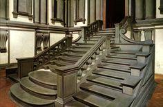 Biblioteca Laurenciana. Vestíbulo. San Lorenzo - Buscar con Google