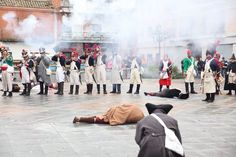 II Jornadas Napoleónicas organizadas por la Concejalía de Juventud e Infancia y la Asociación  Histórico  Cultural Voluntarios de Madrid 1808-1814  en la que a través de distintas actividades han devuelto a la ciudad a principios del siglo XIX. Se han celebrado el sábado 29 de abril de 2017.