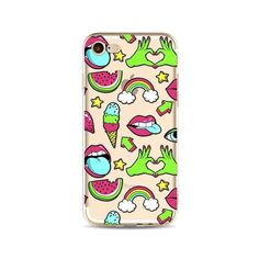 Animals Cartoon Case for iPhone 5 5s SE 6 6plus 6s 6s plus 7 7plus