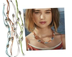 Simmon Sebbag 5-Bead Leather Necklace   Nordstrom