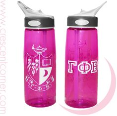 Gamma Phi Beta Camelbak Water Bottle  $21.50 only we would change that!