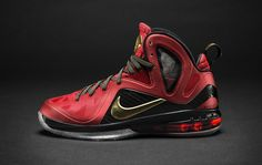 on sale 94480 223f9 Nike LeBron 9 Championship Pack Official (8) Mvp