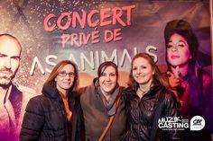 Concert du 20 janvier 2015 au Fil à Saint-Étienne - #MuzikCASTING