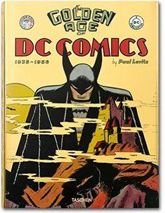A Era de Ouro da DC Comics: Paul Levitz:  Livros