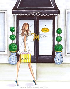 Brittany Fuson: Brittany Fuson x Monkee's