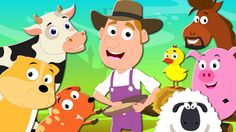 Old Macdonald Had A Farm Nursery Rhymes Kids Songs Baby Rhymes Farm Song kids tv We've taken the most popular baby songs from our .