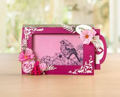Shh! Shop the beautiful @tatteredlaceuk Hidden Secrets Collection at C&C! / cardmaking / papercraft / craft / scrapbooking