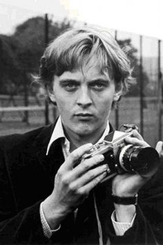 David Hemmings (November 18, 1941- December 3, 2003). He died of a heart attack at age 62.