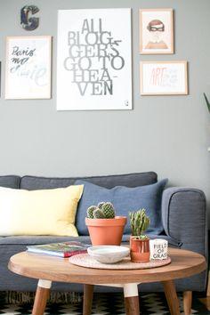 Wohnzimmer von Happyinteriorblog