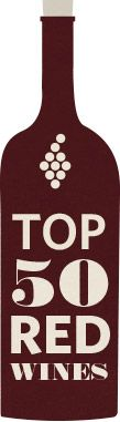 The top rated under $25 wines of 2015, as rated by Vivino users.