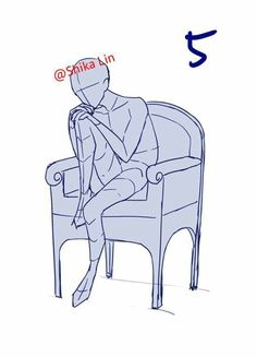 Visit our domain for way more on the subject of this marvelous chair drawing Drawing Base, Manga Drawing, Manga Art, Sitting Pose Reference, Drawing Reference Poses, Manga Posen, Chair Drawing, Anime Base, Poses References