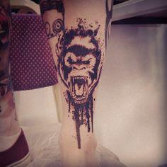 Tattoo by Math.
