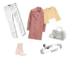 """""""Fall nude looks"""" by mathis-weks on Polyvore featuring mode, Topshop, Balenciaga, Valentino, adidas Originals, Hollister Co. et Cartier"""