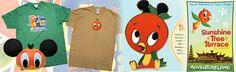 Orange Bird makes a return at the Magic Kingdom, Walt Disney World, Orlando Florida. Hes back! Must go to Disney.