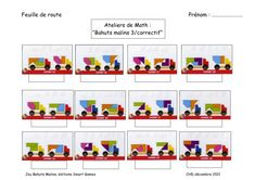 Feuille de route Bahuts Malins 3correctif Logic Games, Single Player, Montessori, Wordpress, Challenges, Education, Learning, Commerce, Fun