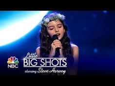 Little Big Shots - Fly to the Moon with Angelina Jordan (Episode Highlight) - YouTube
