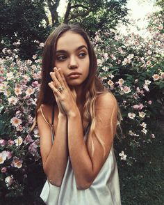 Inka Williams. shes a cute little fairy. I want my hair like that.