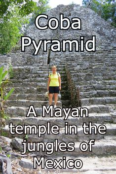 A complete guide to visiting Coba, a Mayan pyramid in the Yucatan Peninsula of Mexico. Nature Photography Tips, Ocean Photography, Places Around The World, Travel Around The World, Travel Advice, Travel Tips, Countries To Visit, Exotic Places, Mayan Ruins