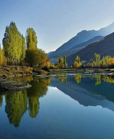 Phander Valley, Gilgit Baltistan, Pakistan