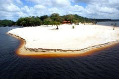 Praia do Tupé- Manaus - Amazonas