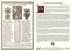 Goigs nº 167 - Reis Mags - BCN - 2012