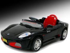 Ferrari - elektrické auto pre deti