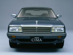 Nissan Cedric Cima (FPY31/FPAY31) '1988–91