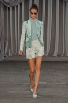 From Christian Siriano's 2013 spring collection.