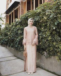 Kebaya Hijab, Kebaya Dress, Dress Pesta, Kebaya Muslim, Muslim Hijab, Muslim Dress, Hijab Dress, Kebaya Lace, Kebaya Brokat