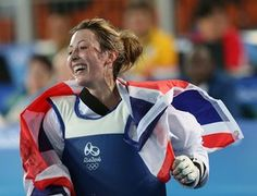 Rio Olympic Games 2016 - Day ThirteenGreat Britain's Jade Jones celebrates after beating Spain's Eva Calvo Gomez to win gold in the women's 57kg final at Carioca Arena 3 on the thirteenth day of the Rio Olympic Games, Brazil. PRESS ASSOCIATION Photo. Picture date: Thursday August 18, 2016. Photo credit should read: David Davies/PA Wire. RESTRICTIONS - Editorial Use Only.