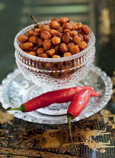 Parece fritura, mas é saudável: grão-de-bico crocante - http://glo.bo/QSq0Mx (Foto: Cacá Brakte)