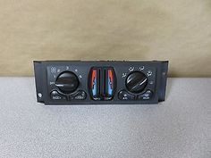 awesome 2000 2001 2002 2003 Chevrolet Impala Monte Carlo AC Heater Control Unit OEM - For Sale