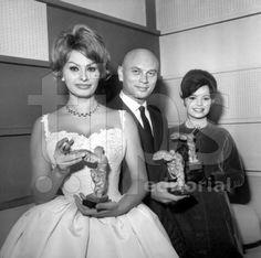 1959 Sophia LOREN / Yul BRYNNER / Pascale PETIT