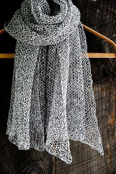 Open Air Wrap - free pattern from Pearl Soho