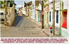 RUA DO AMPARO - AMPARO - OLINDA - CASAS PARA CARNAVAL: RUA DO AMPARO