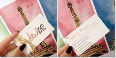 BLOG STEH ML ❤: DICAS PARA BLOGUEIRAS: Cartão de visita