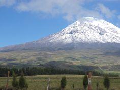 Volcano Chimborazo high #Ecuador