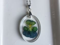 Romantic Faded Pansy Flower Necklace by ShellsArtGarden on Etsy Pansy Flower, Cactus Flower, Rare Flowers, Climbing Roses, Famous Last Words, Clear Resin, Flower Necklace, Pansies, Dried Flowers