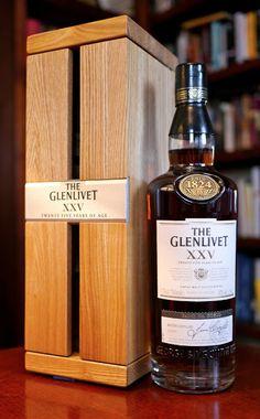 The Glenlivet XXV Single Malt Scotch Whisky