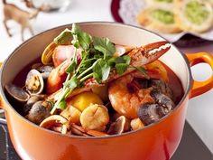 スタイリッシュなブイヤベース鍋