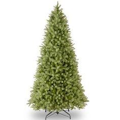 National Tree Co. Baldwin Spruce Hinged Artificial Christmas Tree