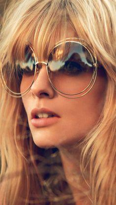 Julia Stegner For Chloé | cynthia reccord