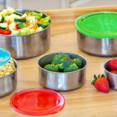 10-Piece Stainless Steel Bowl Set for $10  free shipping #LavaHot http://www.lavahotdeals.com/us/cheap/10-piece-stainless-steel-bowl-set-10-free/121895